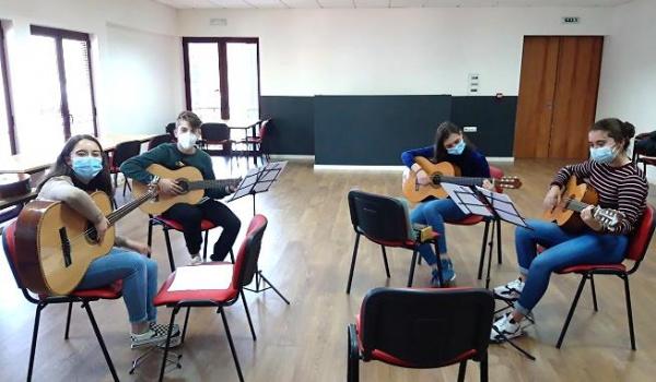 Suspensão das aulas presenciais da Escola de Música de Terras de Bouro durante o estado de emergência que vigorará até ao dia 30 de janeiro