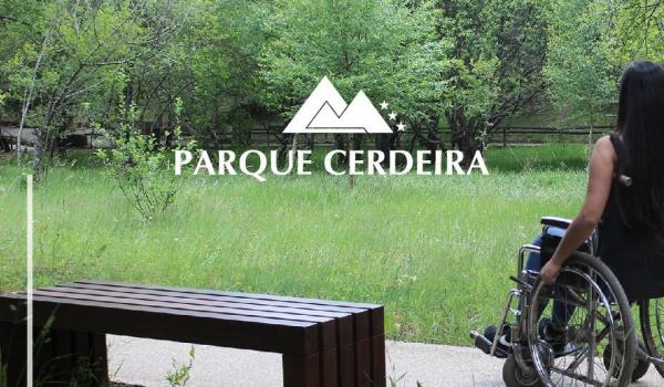 """Parque Cerdeira galardoado com  prémio ADAC na categoria """"Demographic Change & Accessibility 2021"""""""