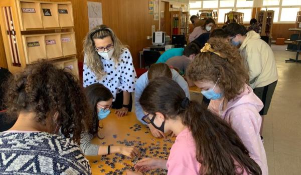 Fauna e flora de Terras de Bouro ilustram puzzles escolares