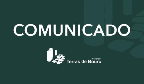 Interrupção no abastecimento de água em Rio Caldo - S. Bento dias 22 e 23 de janeiro