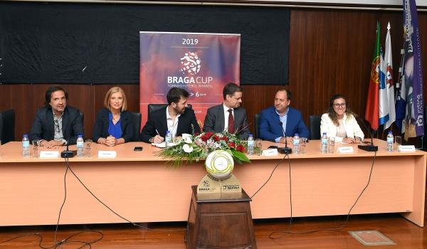 Município de Terras de Bouro na apresentação oficial da Braga CUP