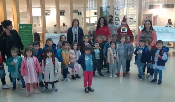 Câmara Municipal de Terras de Bouro participou novamente no PROJETO PIMPOLHO 2019